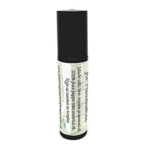 YumNaturals Emporium & Apothecary - Peppermint Back