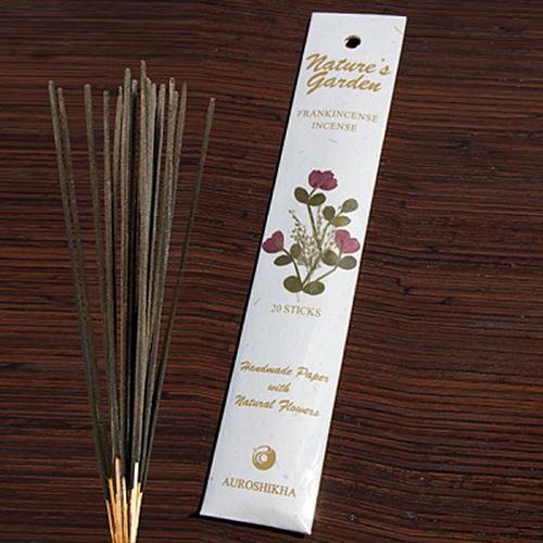 YumNaturals Emporium - Bringing the Wisdom of Nature to Life - Nature's Expression Incense Frankincensce