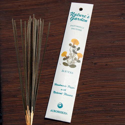 YumNaturals Emporium - Bringing the Wisdom of Nature to Life - Nature's Expression Incense Patchouli