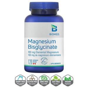 Yum Naturals Emporium - Bringing the Wisdom of Nature to Life - Biomed Magnesium Bisglycinate