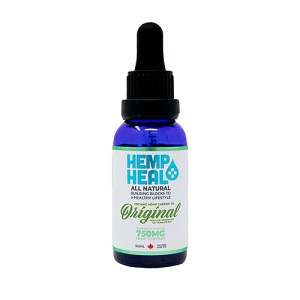 Yum Naturals Emporium - Bringing the Wisdom of Nature to Life - HH Tincture Original 750mg