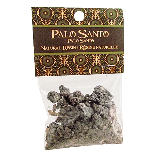 YumNaturals Emporium - Bringing the Wisdom of Nature to Life - Nature's Expression Incense Resin Palo Santo