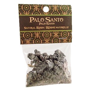 YumNaturals Emporium - Bringing the Wisdom of Nature to Life - Nature's Expression Incense Resin Palo Santo