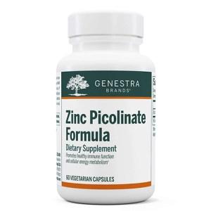 Yum Naturals Emporium - Bringing the Wisdom of Nature to Life - Genestra Zinc Picolinate