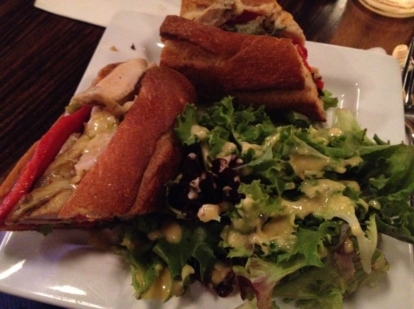 Baja Sandwich