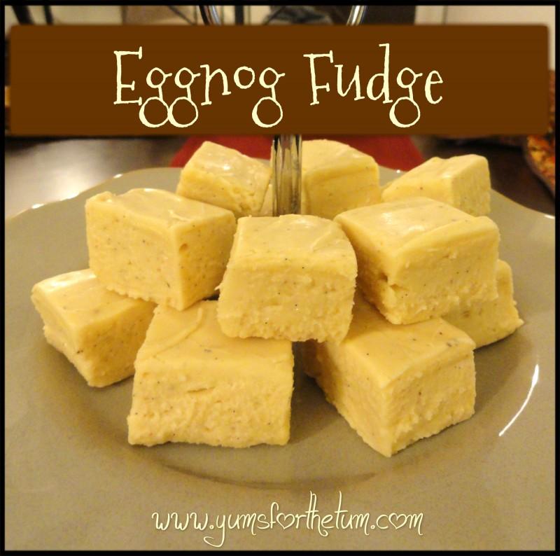 eggnog fudge2