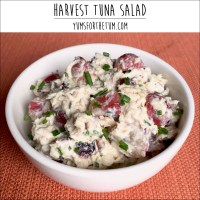 Harvest Tuna Salad