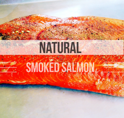 Natural Smoked Salmon