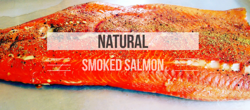 Natural Smoked Salmon Recipe