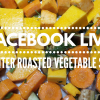 Facebook Live: Winter Roasted Vegetable Soup