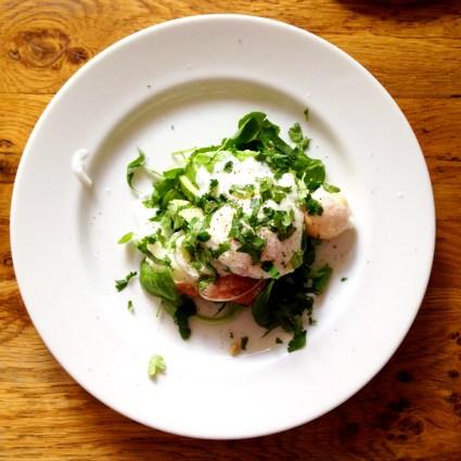 honiton poached egg1