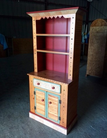 Basura Stick Hutch - David Marsh