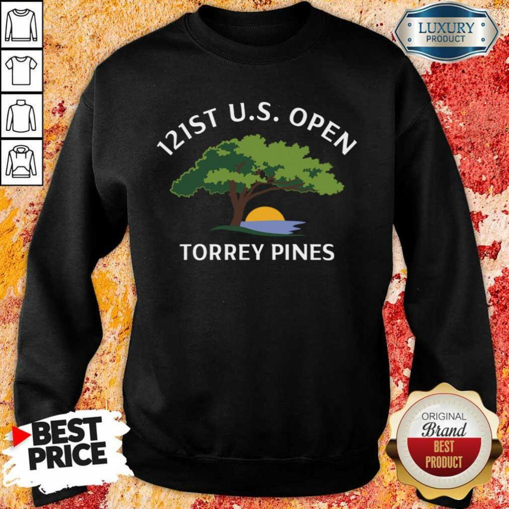 Appalled 121st US Open Torrey Pines Sweatshirt