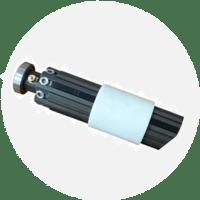 無塵室專用氣脹軸