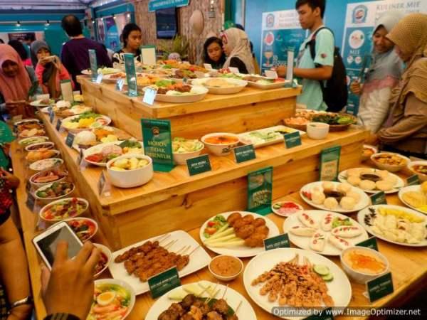 Puluhan jenis kuliner warisan nusantara dipamerkan di Festival Bango