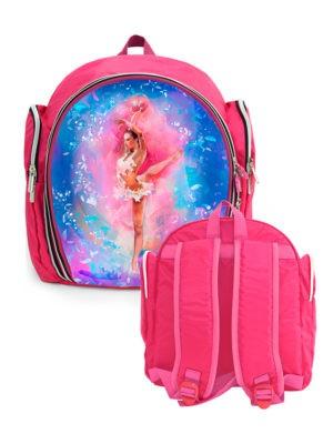 рюкзак для маленькой гимнастки