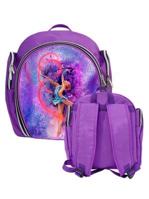 рюкзак с гимнасткой маленький