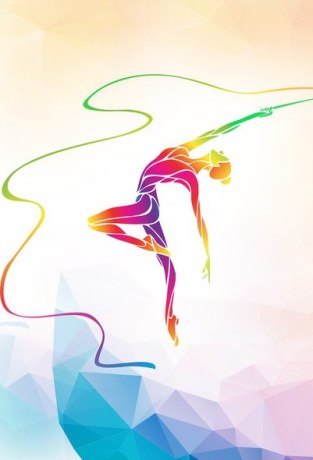 silhouette-of-spectrum-color-gymnastic-girl-with-vector-9552088