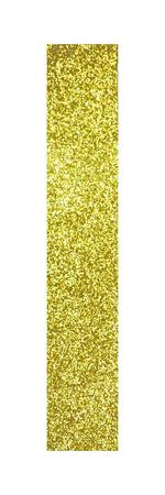 Обмотка Pastorelli в полосах металлик с эффектом глиттер для обруча и булав