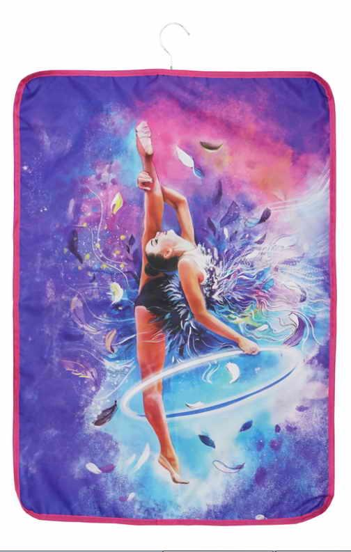 Чехол для купальника красочный - Синий