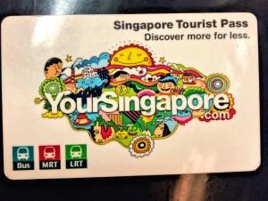シンガポールトーリストパス