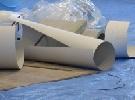 配管保温の原紙