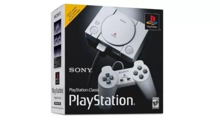 PlayStation Classic Akan Diluncurkan Sony Akhir Tahun Ini!