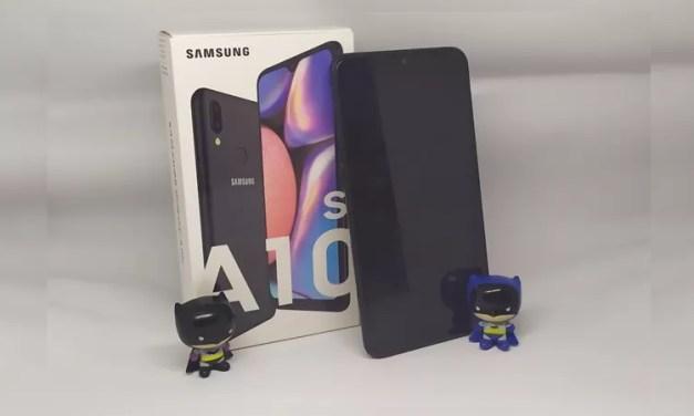 Review Samsung Galaxy A10S, Ponsel Sejutaan Terbaru dari Samsung!