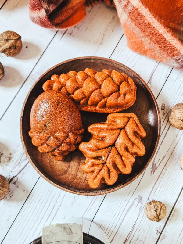 hodu gwaja, gateau aux noix coreen