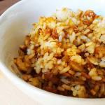 Recette du Riz au thon coréen frit