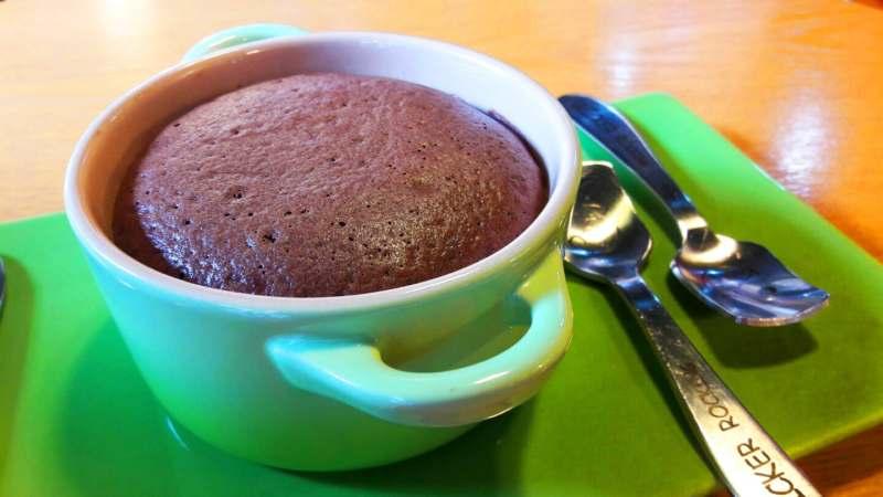 Moelleux au chocolat de Hunchbrown