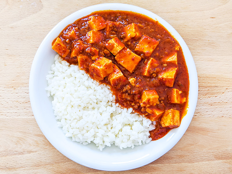 Mapadubu, version coréenne du Mapatofu