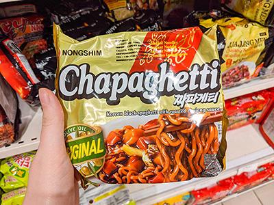 paquet de chapagetti