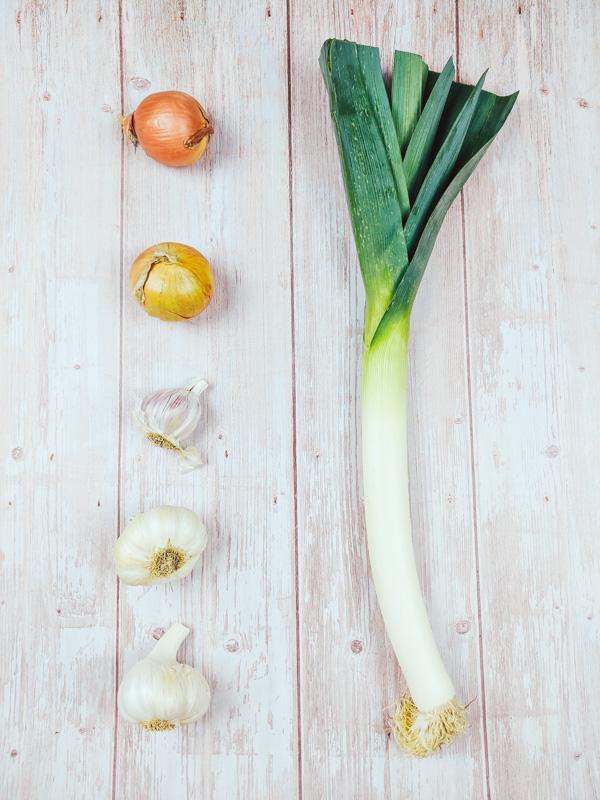 legumes a toujours avoir dans sa cuisine pour cuisiner coreen en toute circonstance