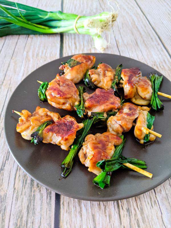 dak gochi brochettes de poulet coreennes