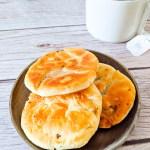hotteok pancake coreen