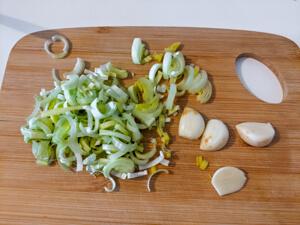 kimchi bokkeum etape 2