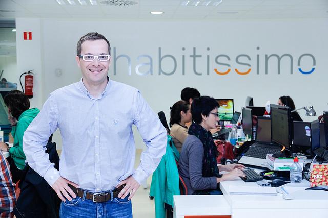 Jordi Ber - CEO habitissimo