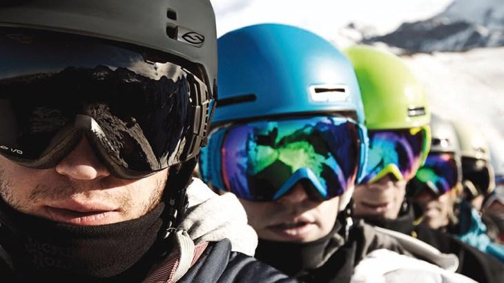 子供用のスキーヘルメットは必要ある?子供に限らず必須アイテム!