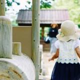 小布施総合公園で水遊び!アスレチックや遊具も充実していて子連れにおすすめ