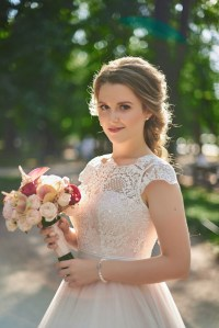 фотограф на свадьбу, невеста