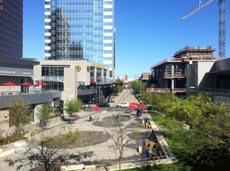 CityScape in Phoenix