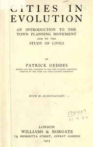 Cover of Cities in Evolution