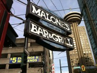 Malone's Bar and Grill Vancouver