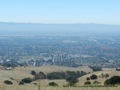 city views from Sierra Rd