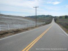 rolling climb on the return-Pleasants Valley
