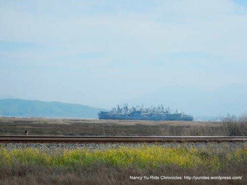 Suisun Bay-Mothball Fleet