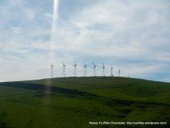 Altamont wind farms