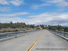 bridge crossing to Pope Canyon
