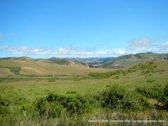 mountain & valley views
